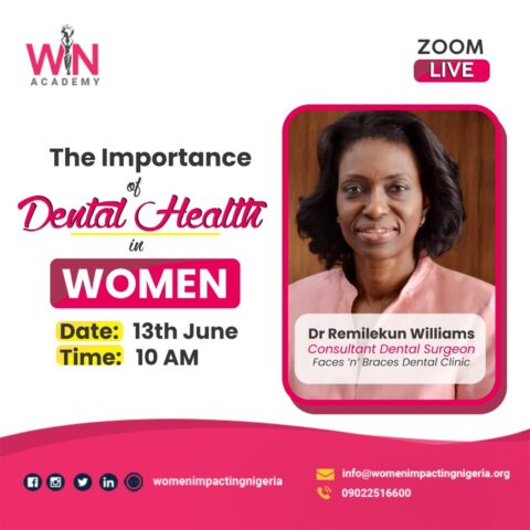 THE IMPORTANCE OF DENTAL HEALTH IN WOMEN