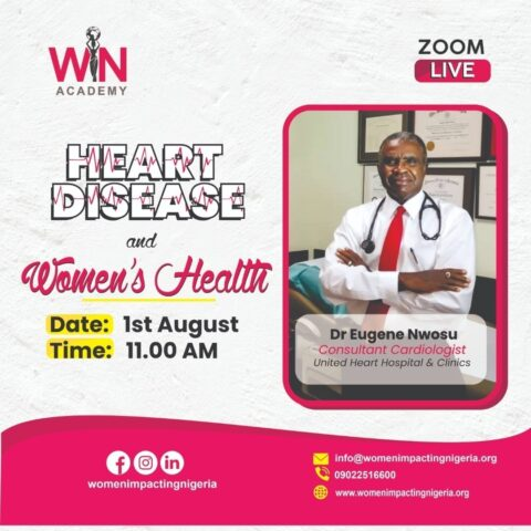 HEART DISEASE AND WOMEN'S HEALTH