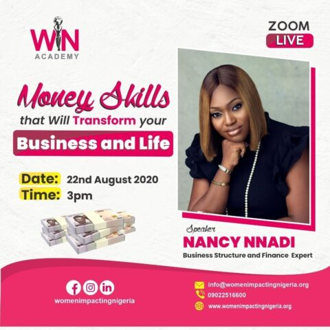 MONEY SKILLS THAT WILL TRANSFORM YOUR BUSINESS